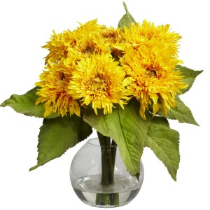 Product Highlight: Golden Sunflower Arrangement