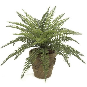 Product Highlight: Artificial Outdoor Boston Fern