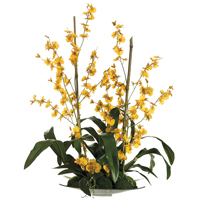Product Highlight: Silk Oncidium Orchids Flower Arrangement