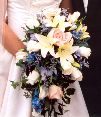 Silk Flowers For Your Wedding
