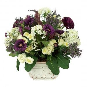 accesorize floral arrangements