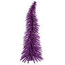 New Color Trend: Purple Christmas Decorations