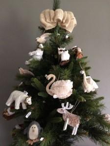 Noah's Arc Christmas Tree