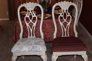 How To: Recover a Chair Seat