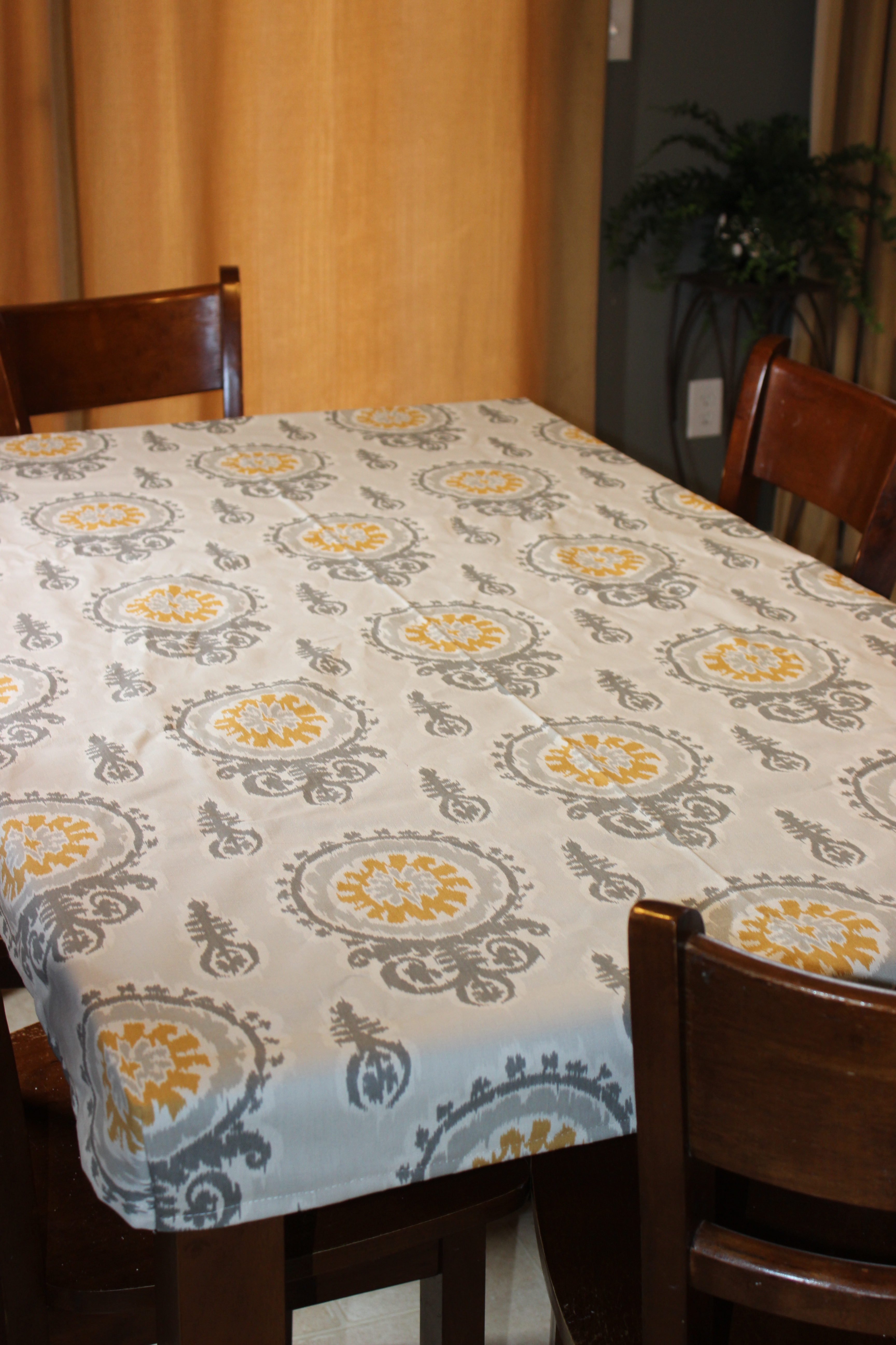 Can Am For Sale >> DIY Project: Fitted Tablecloth