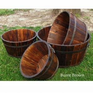 Cedar Barrels