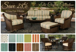 Decorate with the Sophisticated Style – The Crofton Collection by Lloyd Flanders