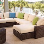 Lloyd Flanders Contempo Sectional