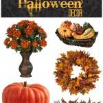 Festive Halloween Decor