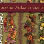 Awesome Autumn Garlands
