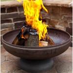 Ohio Flame Patriot Fire Pit