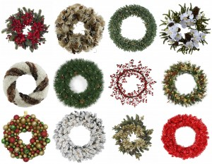 Buyer's Guide to Artificial Christmas Wreaths