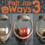 Fall Jar 3 Ways