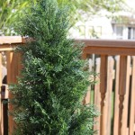 Artificial Outdoor Cedar Tree