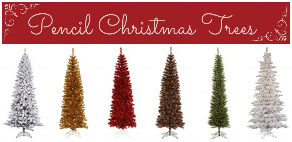 pencil christmas trees - Decorating A Pencil Christmas Tree