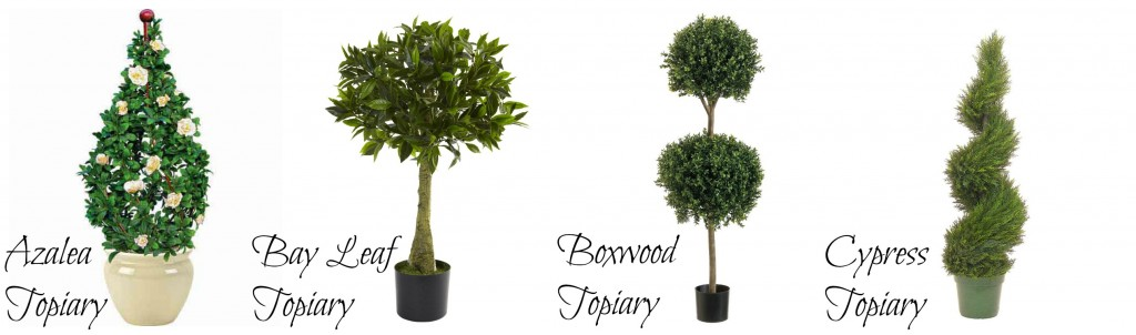 Topiary Types
