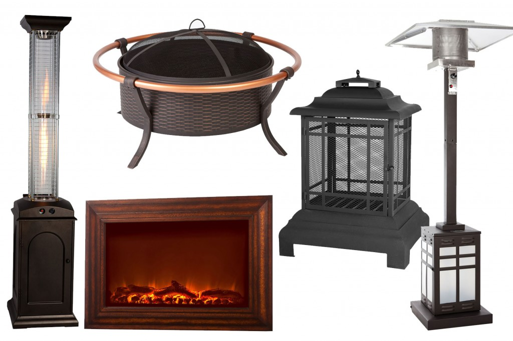 5 Stylish Patio Heaters For Outdoor Living Spaces