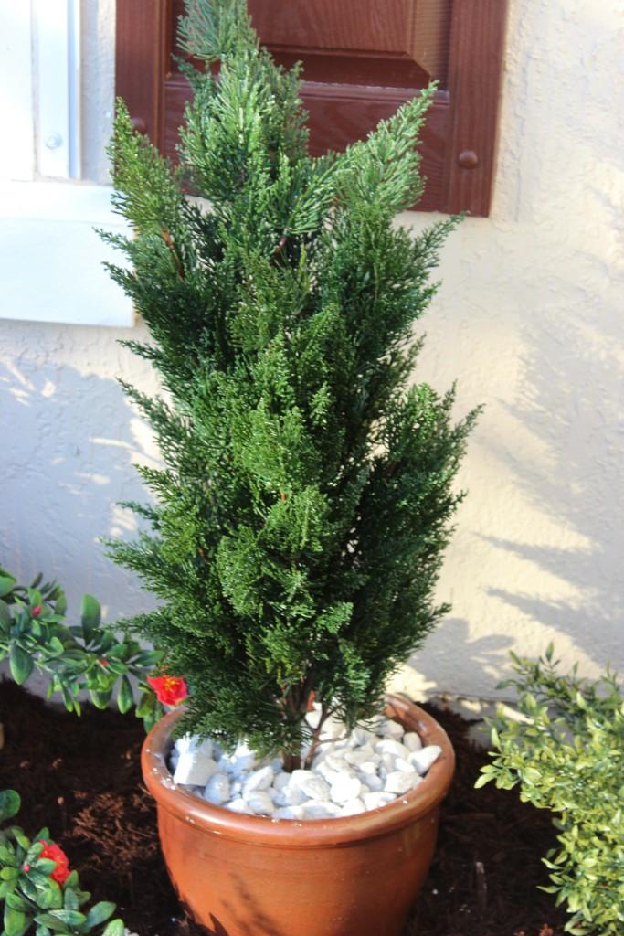 Artificial Tree in Pot