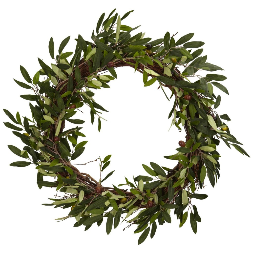 Home Decor Wreaths Diy Olive Branch Wedding Decor