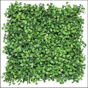 Create a Photo Backdrop with Boxwood Mats