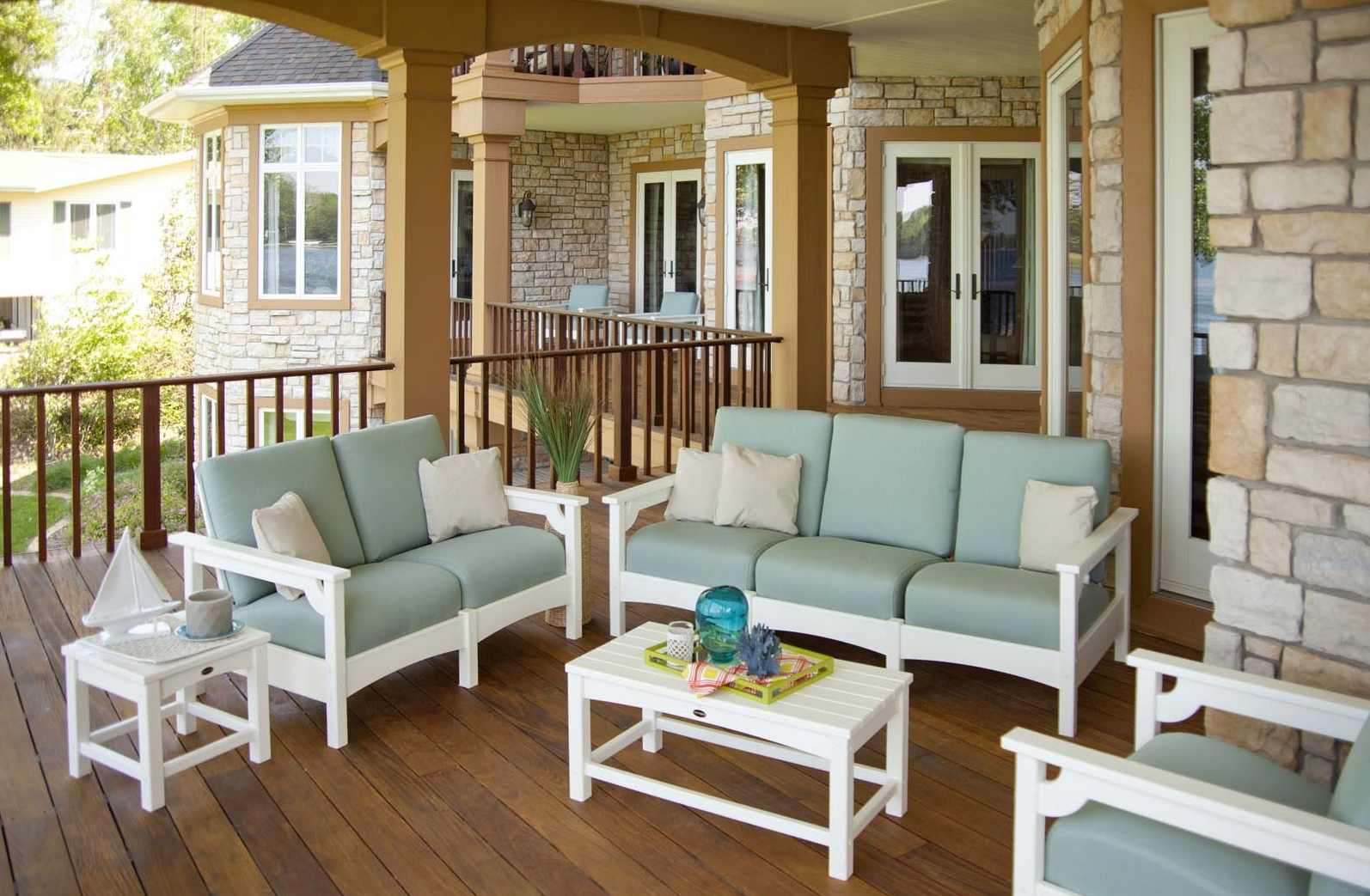 Polywood Outdoor Living Room