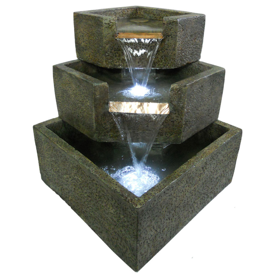 Decorate With Yard Fountains