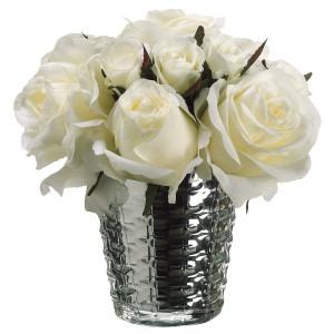 7-Inch Confetti Rose Arrangement