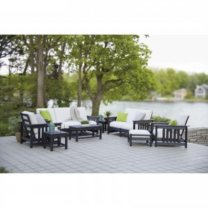 Tips for Styling a POLYWOOD Outdoor Coffee Table