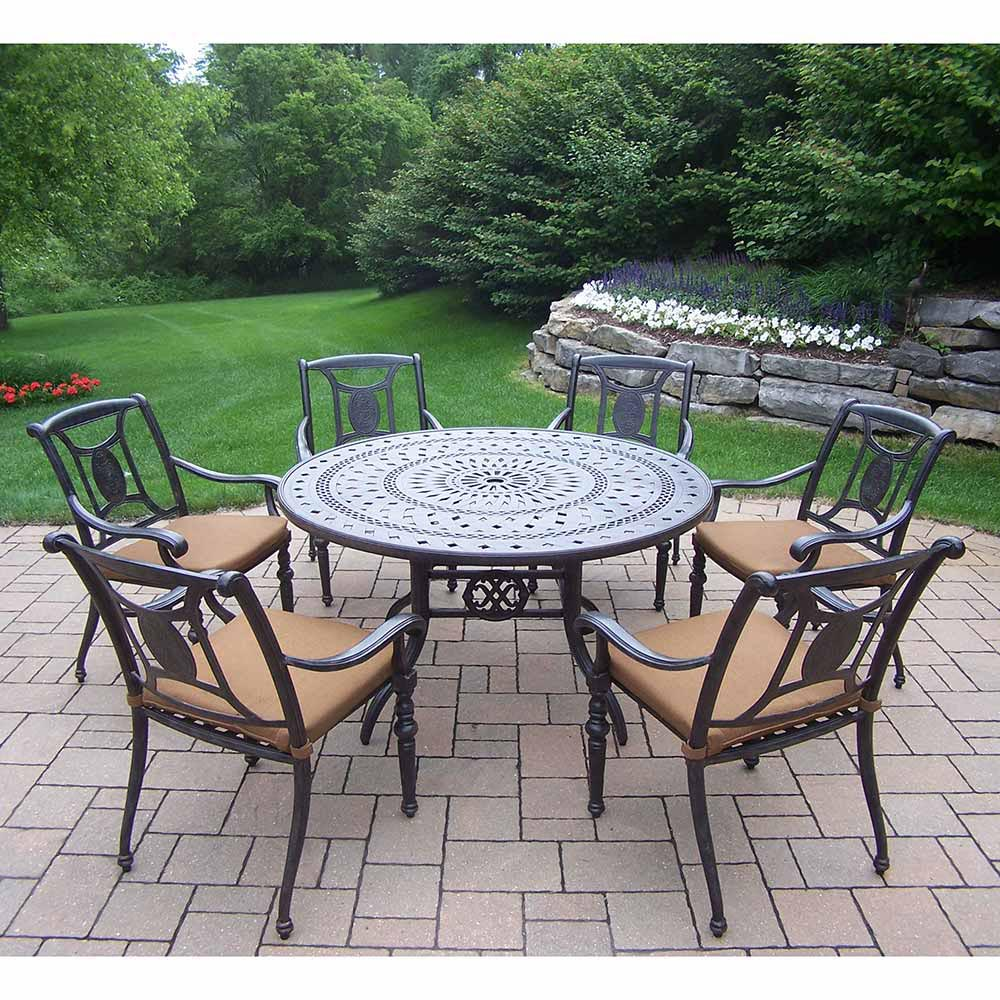 Beautiful outdoor rooms with oakland living patio furniture for Patio furniture in living room