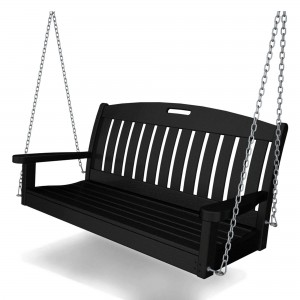 Swinging into Style with Polywood Porch Swings