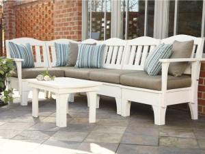 Casual, Coastal Outdoor Furniture