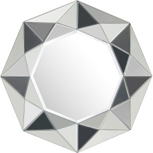 Zuo Pure Facet Mirror