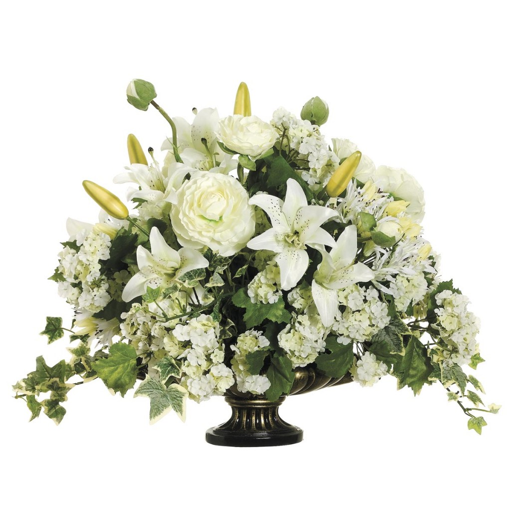 Fake Floral Arrangements For Home