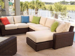 Outdoor Living Rooms on Any Budget