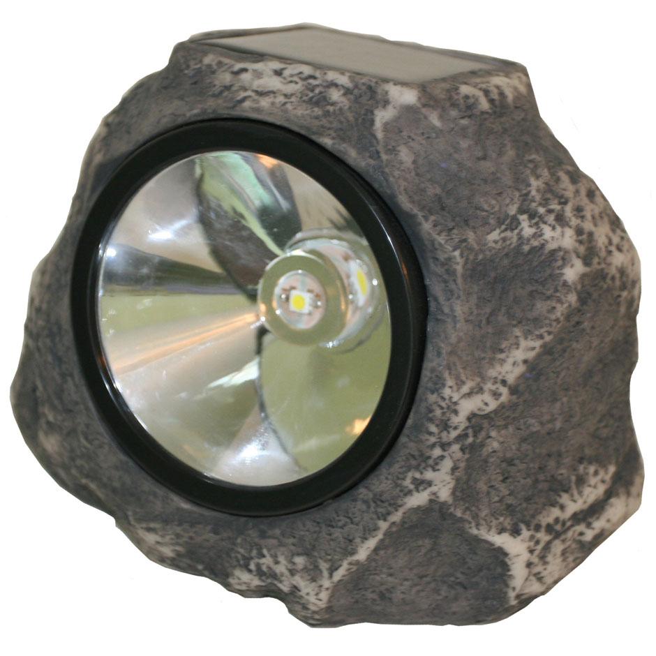 Smart Solar Light Rock