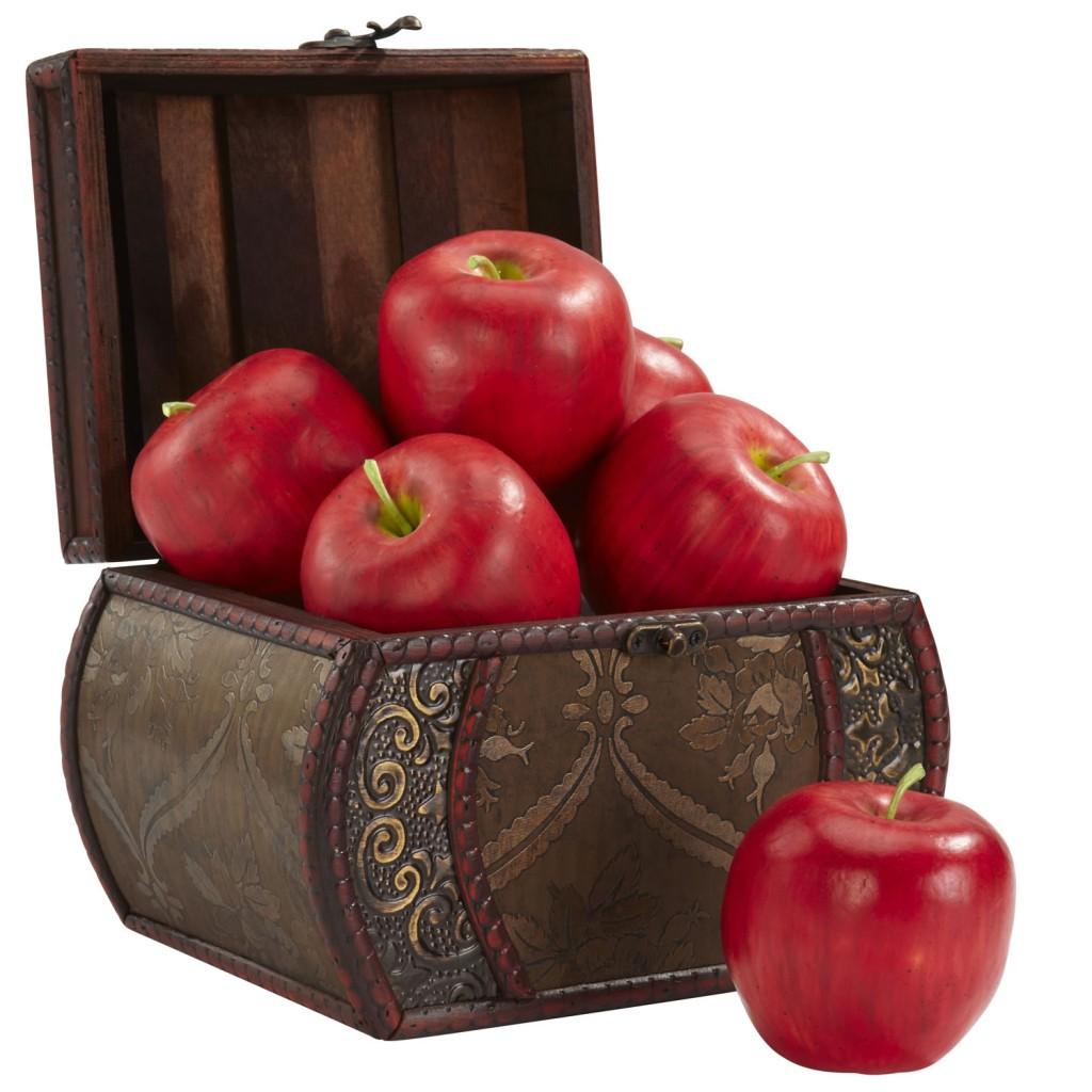artificial apples