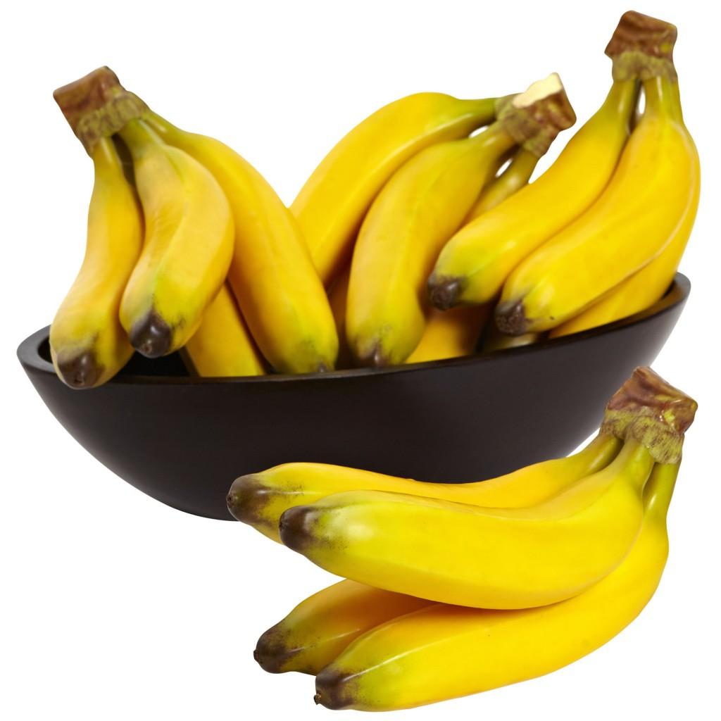 artificial bananas