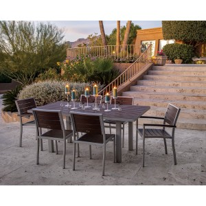 Host a Dinner Party with POLYWOOD Dining Tables