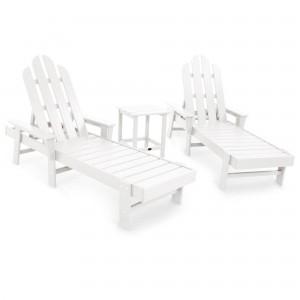 POLYWOOD Long Island Chaise Lounge SEt
