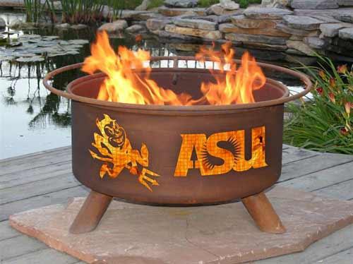 ASU Fire Pit
