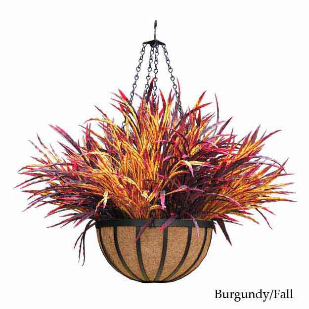 artificial outdoor plants perfect for fall