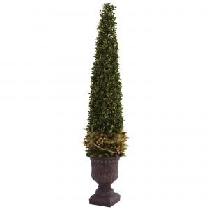 Christmas Topiary 1