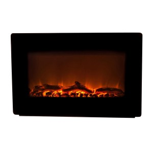 How to Add a Wall-Mounted Electric Fireplace to Your Home