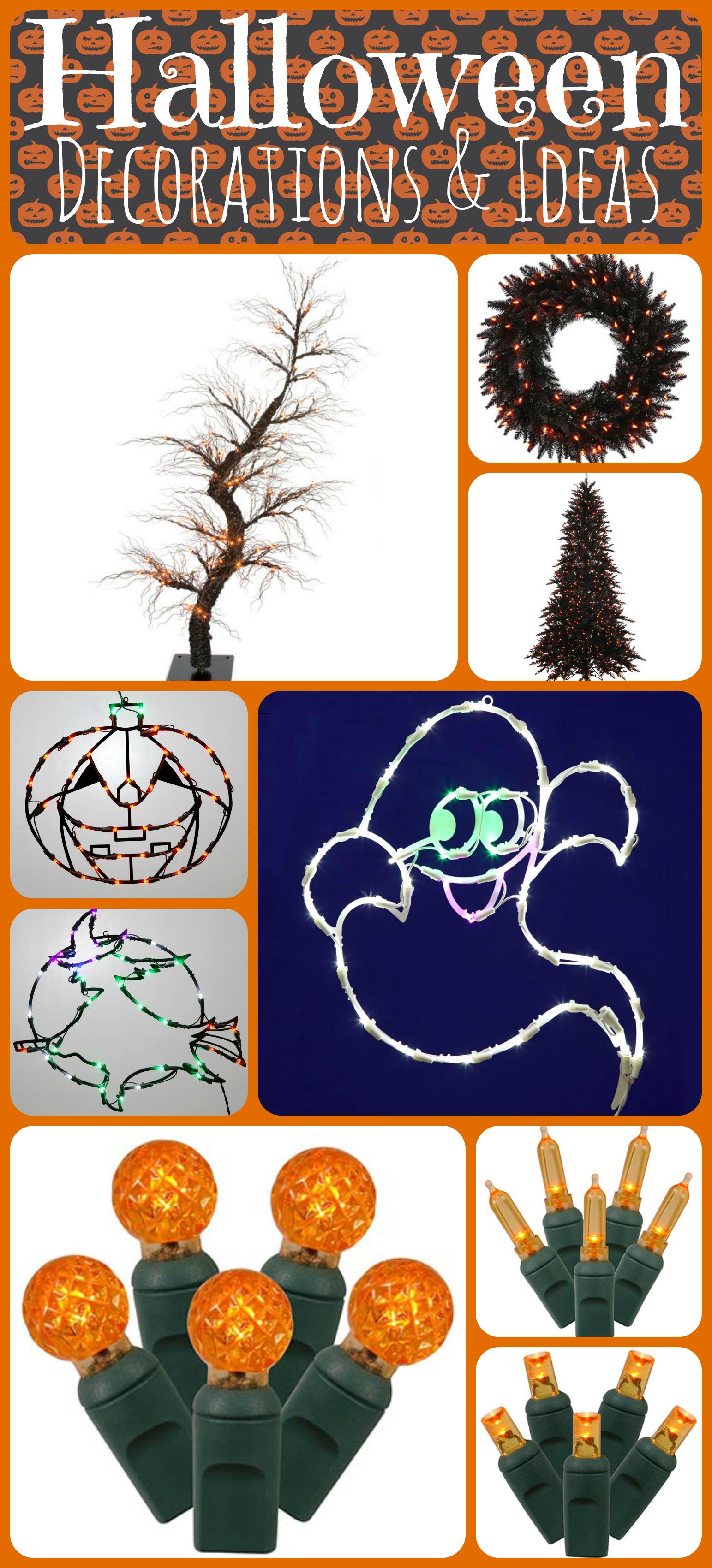 Halloween Decorations & Ideas