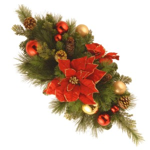 30-Inch Home for the Holidays Centerpiece