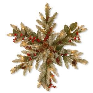 32-Inch Decorative Snowflake
