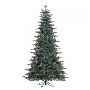 7.5 Foot Crystal Balsam Frosted Fir