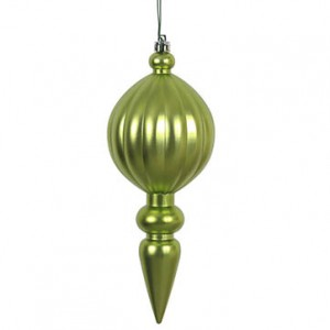 8.25 Inch Finial Ornament