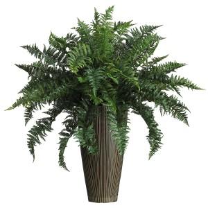 Artificial fern