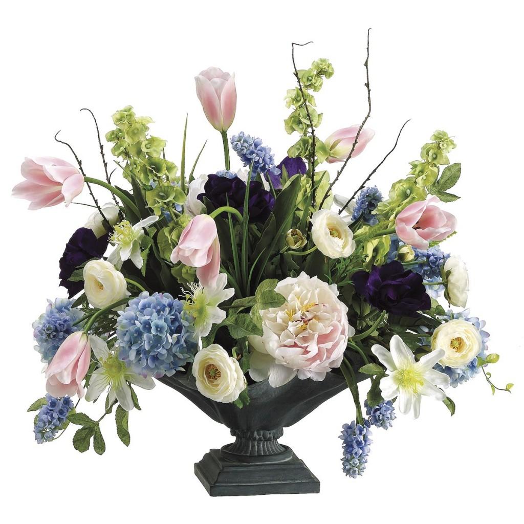 floral plan articles